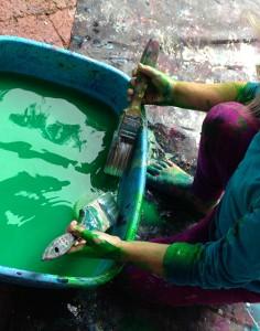 CleaningAfterArtSession-RainbowGirl05